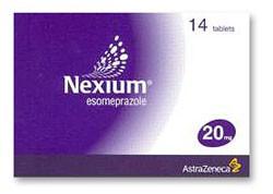 Generic Nexium (Esomeprazole) 20mg
