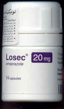 Generic Prilosec 20 mg