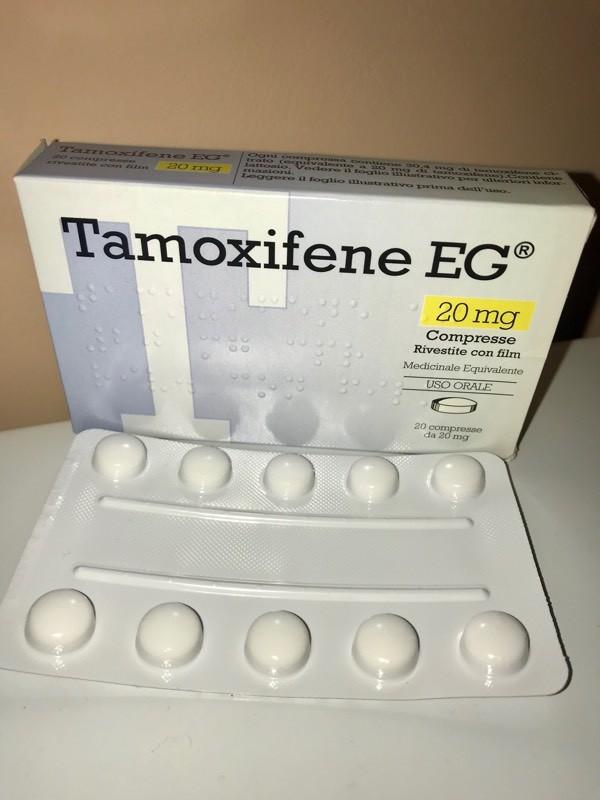 Generico Nolvadex (Tamoxifen) 20mg