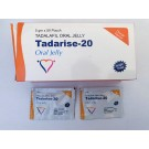 Tadalafil Tadalia strisce 20 mg