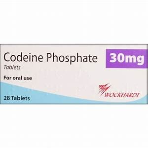 Codeine Phosphate pastillas60 mg