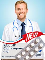 rivotril clonazepam brand
