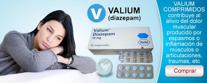 Comprar valium diazepam Spania