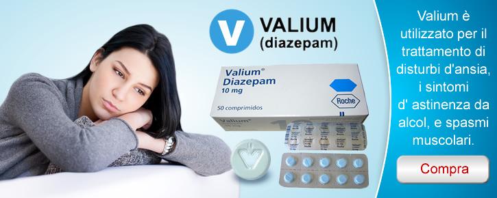 Compra Valium Diazepam Italy